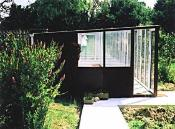 Martlets Cattery Side View